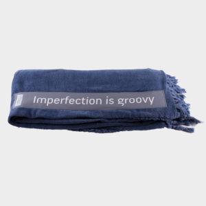 Imisi Imisi Snubed Blue Towel