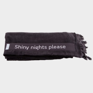 Imisi Imisi sunbed grey towel