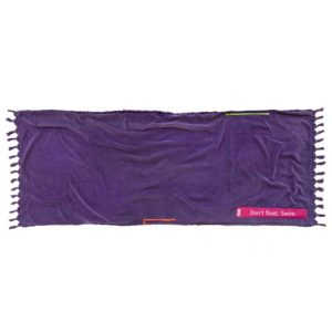 Imisi Zippi Purple Towel