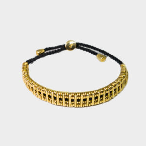 Marina Vernicos Gold Plated Silver Bracelet