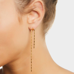 Maggoosh Disco Open Earrings