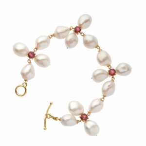 Dolly Boucoyanni Flowers Bracelet DBB51