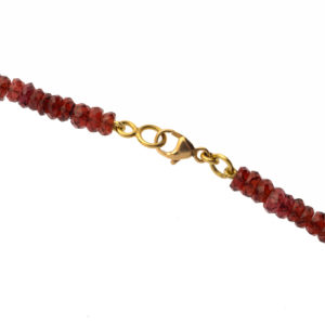 Dolly Boucoyannis Semi-Precious Beads Garnet Necklace DBN 51