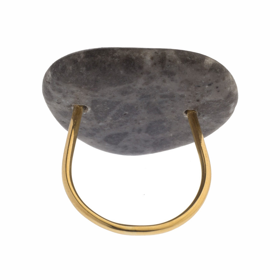 Dolly Boucoyannis Stars on Sand Pebble Ring DBR93