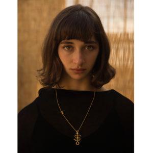 MYSTiS by Sofia Zarari Femininity Pendant