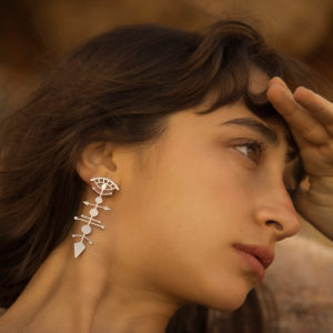 MYSTiS by Sofia Zarari Masculinity Stud Earring
