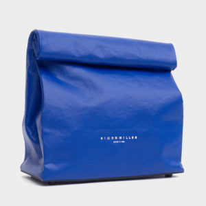 Simon Miller LUNCH BAG Cobalt 20 cm