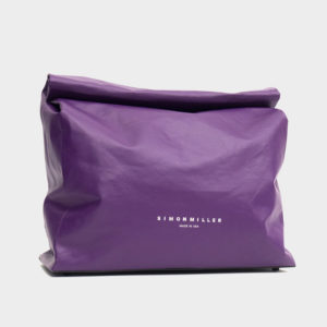 Simon Miller LUNCH BAG Royal Purple 20 cm