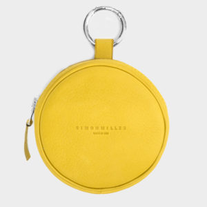 Simon Miller CIRCLE POP POUCH Mustard