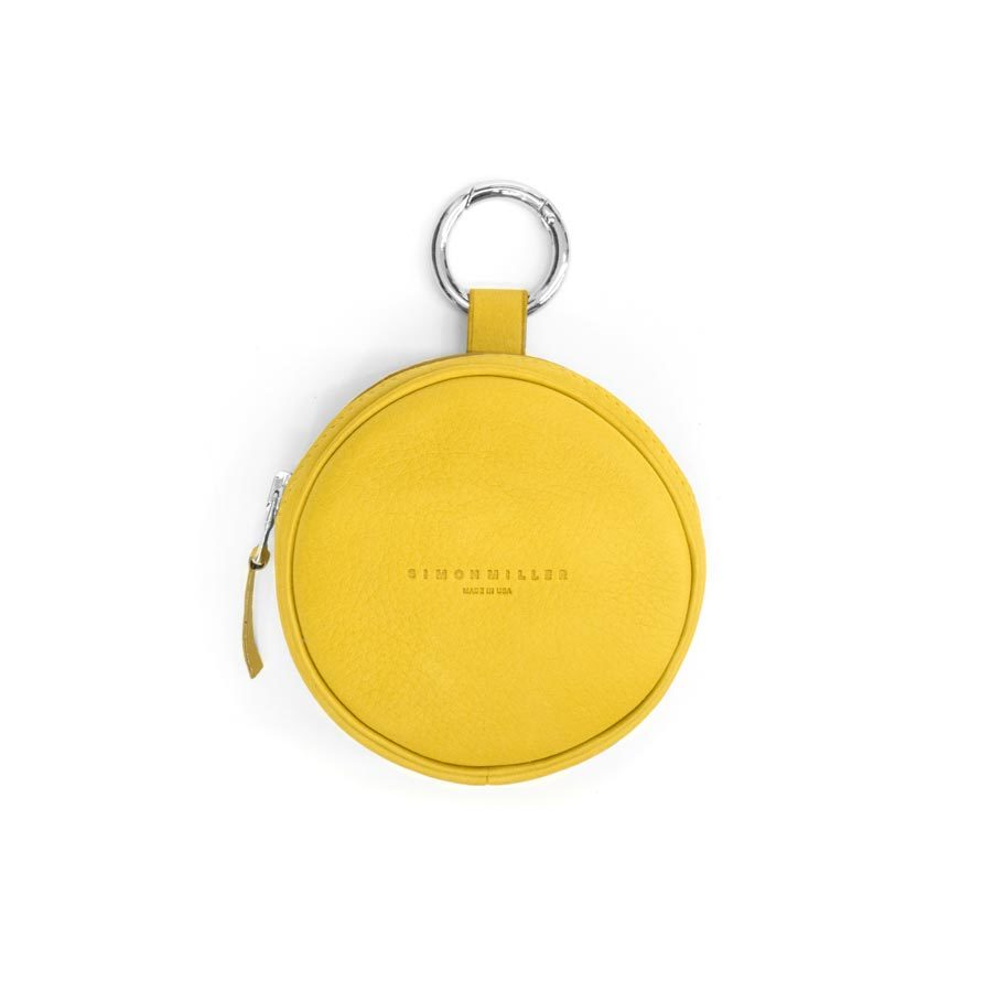 Simon-Miller-CIRCLE-POP-POUCH-MUSTARD