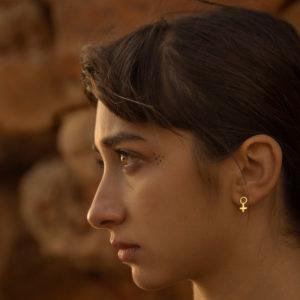 MYSTiS by Sofia Zarari Aphrodite Single Stud Earring