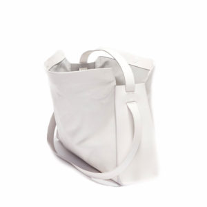 Aesther Ekme Duffel Ice Grey Tote Bag