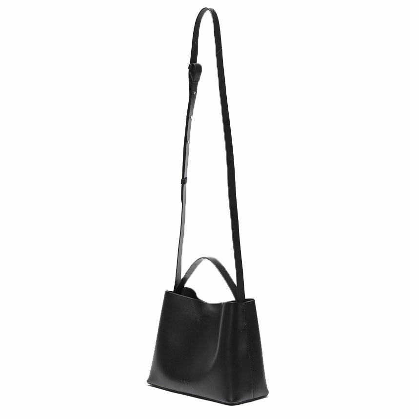 meilleure sélection f15ba e2e20 Mini Sac Jet Black Tote Bag - i-D Concept Stores
