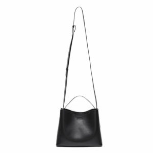 Aesther Ekme Mini Sac Black Tote Bag