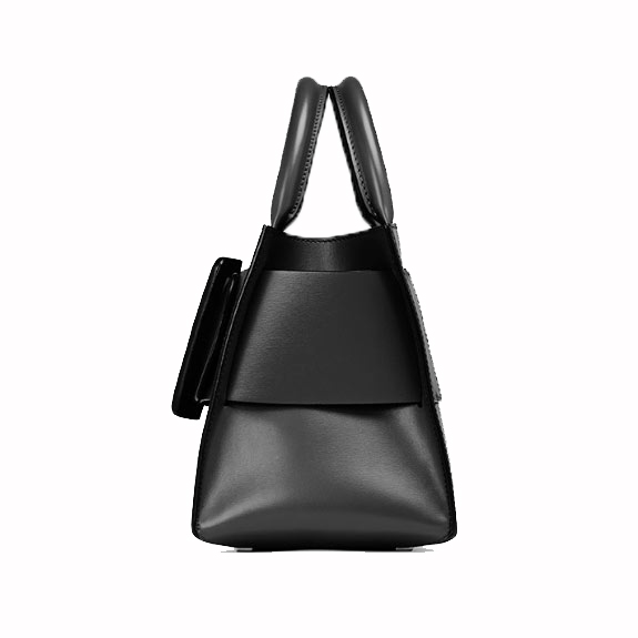 BOYY Bobby 23 Leather Black handbag