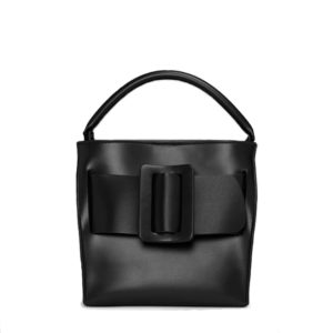 BOYY Devon 21 Leather Black Handbag