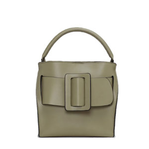 Boyy Devon 21 Leather Sage Handbag