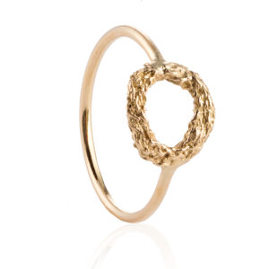 Alexandra Jacoumis Circle Ring Side