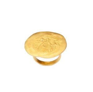 Danai Giannelli Constantinato Ring gold