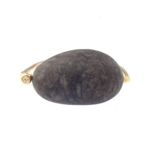 Dolly Boucoyannis Wire Pebble Diamond Ring DBR92