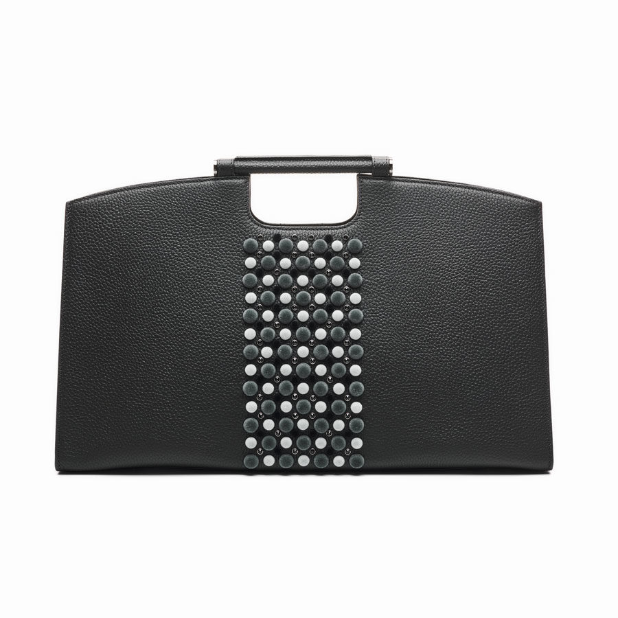 Marina Raphael Bureau Bag Black