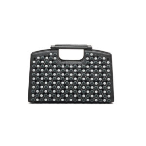 Marina Raphael L' Avenue Black Bag
