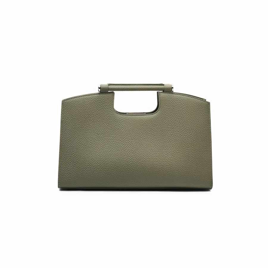 Marina Raphael L' Avenue Khaki Bag