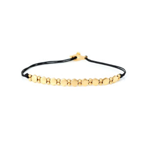 Christiana Kafa Gold Plated Sterling Silver Bracelet