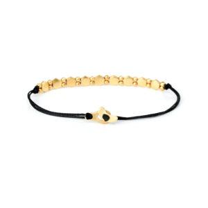Christiana Kafa Gold Plated Sterling Silver Bracelet