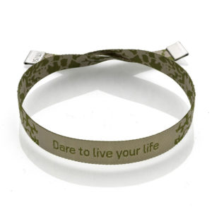 Imisi Dare To Live Your Life bracelet