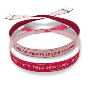 Imisi Fighting Misery For Happiness Bracelets