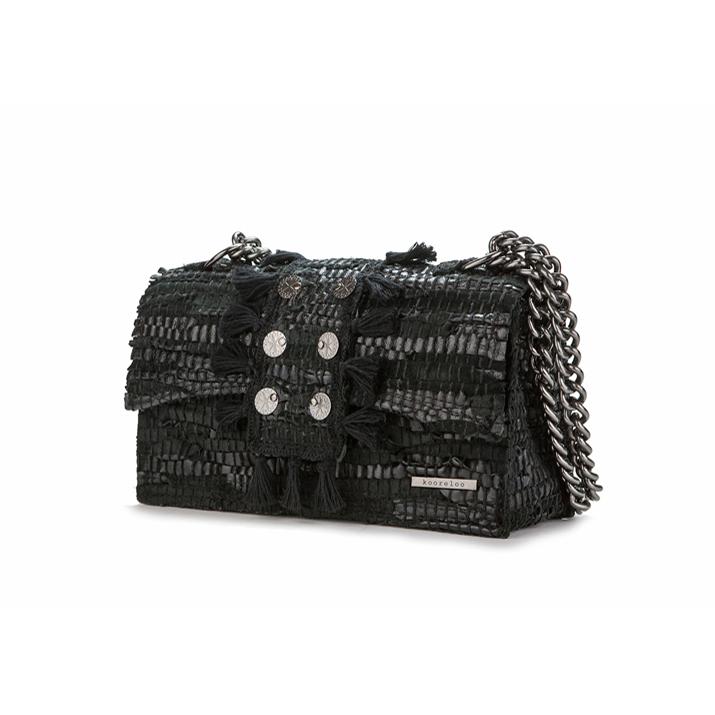 Kooreloo New Yorker Classic Leather Shoulder Bag