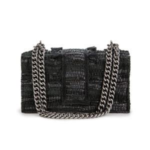 New Yorker Classic Leather Shoulder Bag - i-D Concept Stores 73df970e67