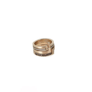 Antithesis Combination Ring