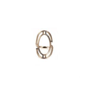 Polina Ellis Byzantium Gold Ring PSbyzA5G18D