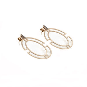 Byzantium Gold Earrings