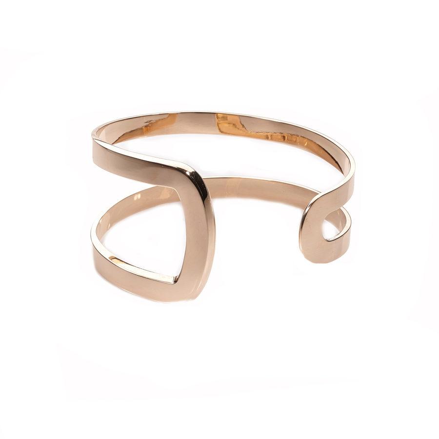 Polina Ellis Connection Gold Bracelet
