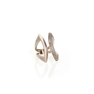 Polina Ellis Dorian Gold Ring PSdorianAS5G18D
