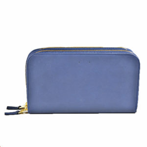 Pb 0110 CM4 Long Purse Blue