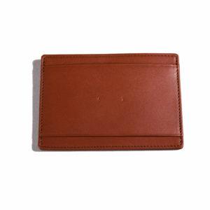 Pb 0110 CM9 Card Case Cognac