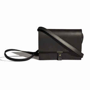 Pb 0110 Small shoulder bag AB10 Black
