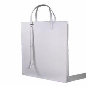 Pb 0110 Tote Light Grey Bag