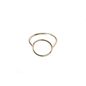 Christiana Kafa Circle Ring
