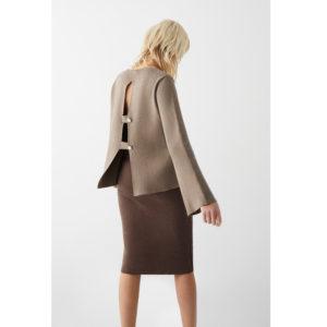 Rhumaa Companion Shopping Bag Skirt on model