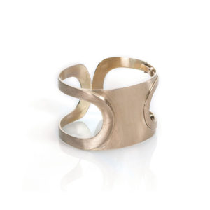 Polina Ellis Dorian Gold Cuff-Bracelet