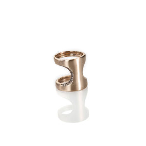 Polina Ellis Dorian Gold Ring