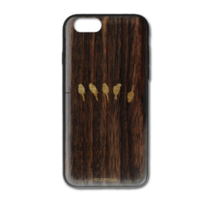 Mouch Moch Dare to Be Different iPhone 7 Gold Paint Case