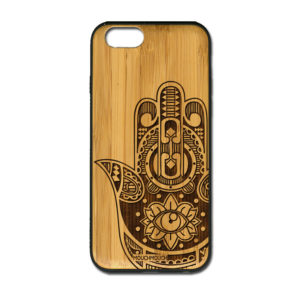 Mouch Mouch Hamza Hand iPhone 7+ Case