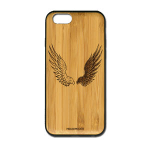 Mouch Mouch Angel Or Demon iPhone 7 Case
