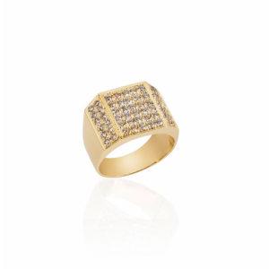 Anais Kostinou Significance Golden Ring